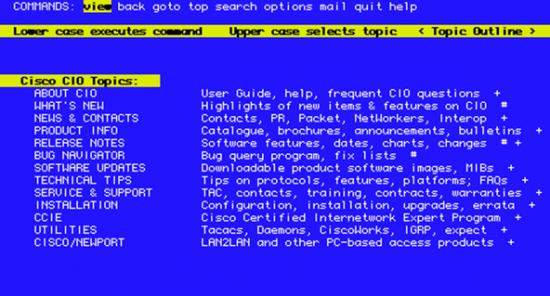 Give food to Your April 1st Hunger with These Retro Cisco. possuindo Pages – Cisco Weblogs