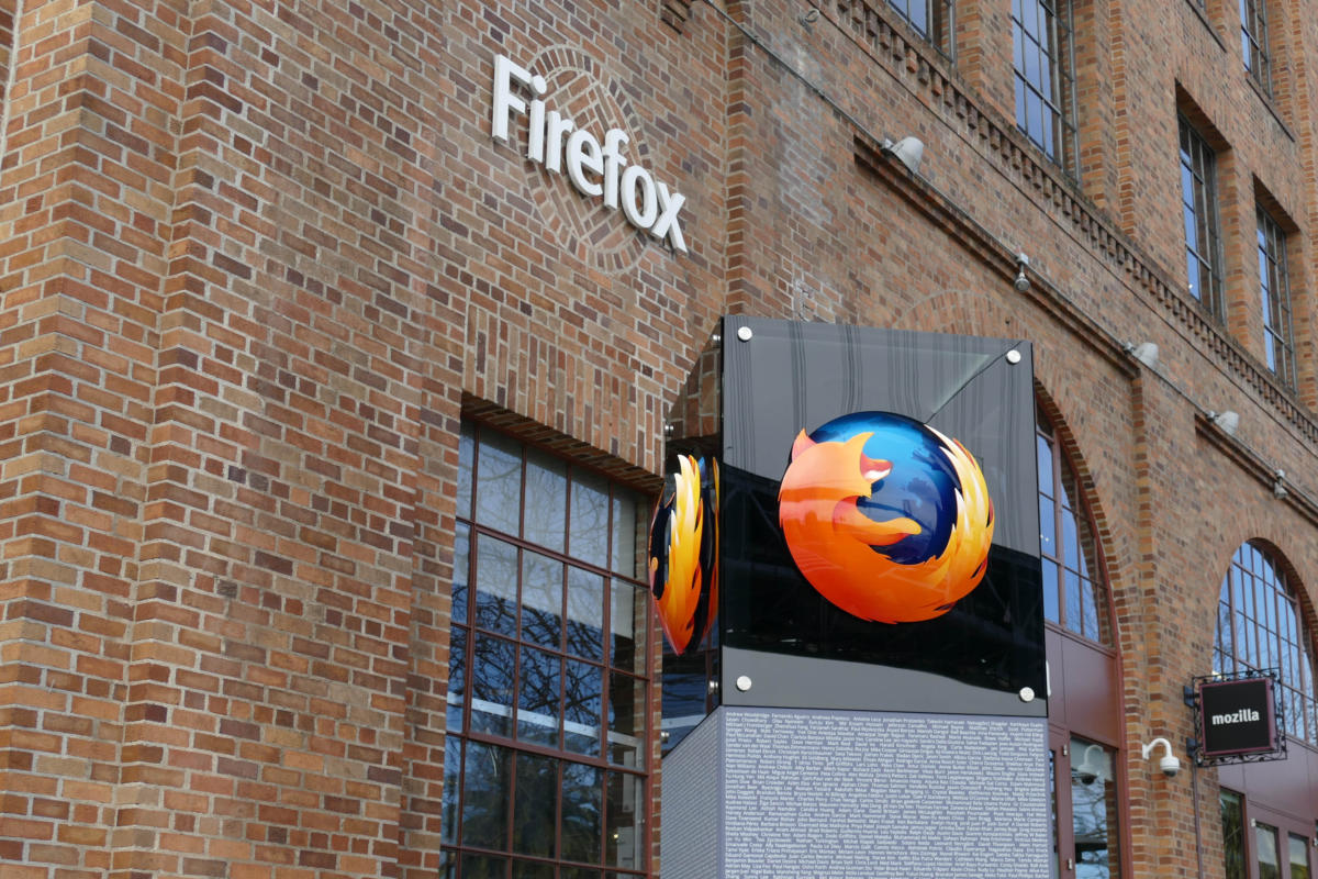 What's in the latest Firefox upgrade? UI and auto-fill fresheners