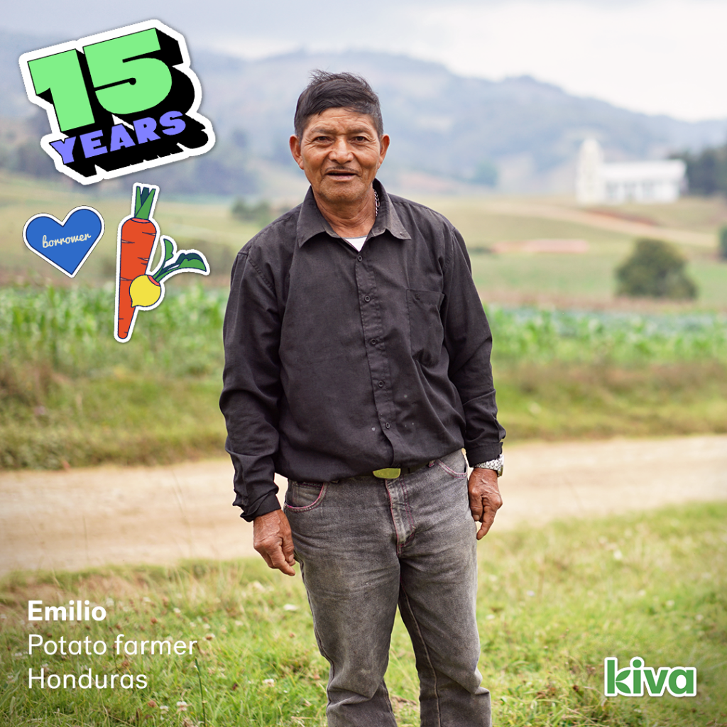 Kiva: Celebrating 15 yrs of expanding financial usage of underserved communities