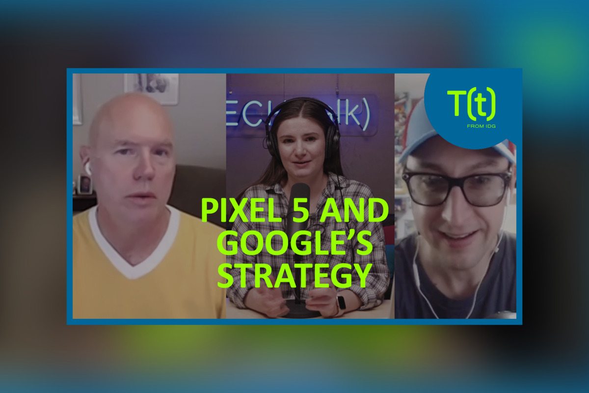 What the Pixel 5 opportinity for Google's smartphone strategy