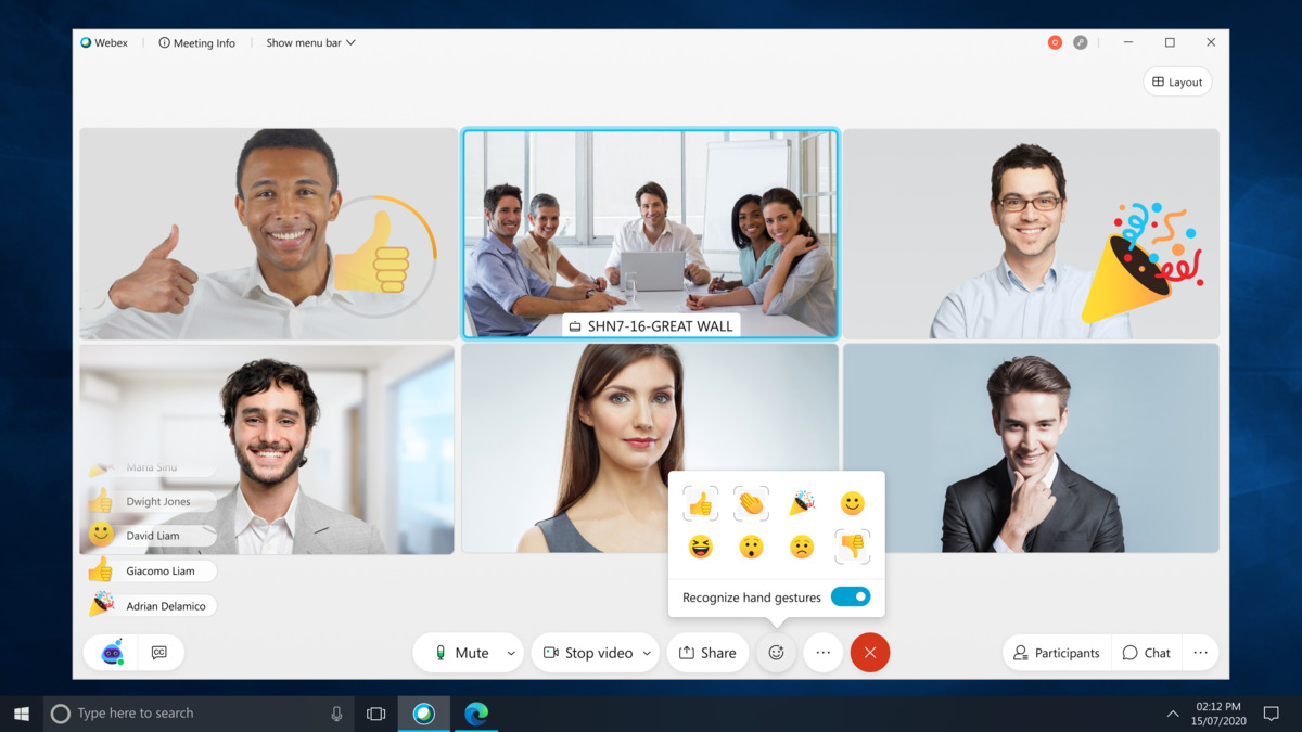 Cisco continues to overhaul Webex, with real-time vocabulary transcription now
