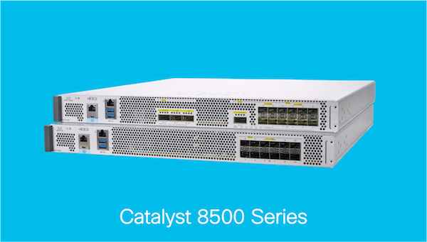 Powering the Next Era associated with WAN with the Catalyst 8000 Edge Systems Family