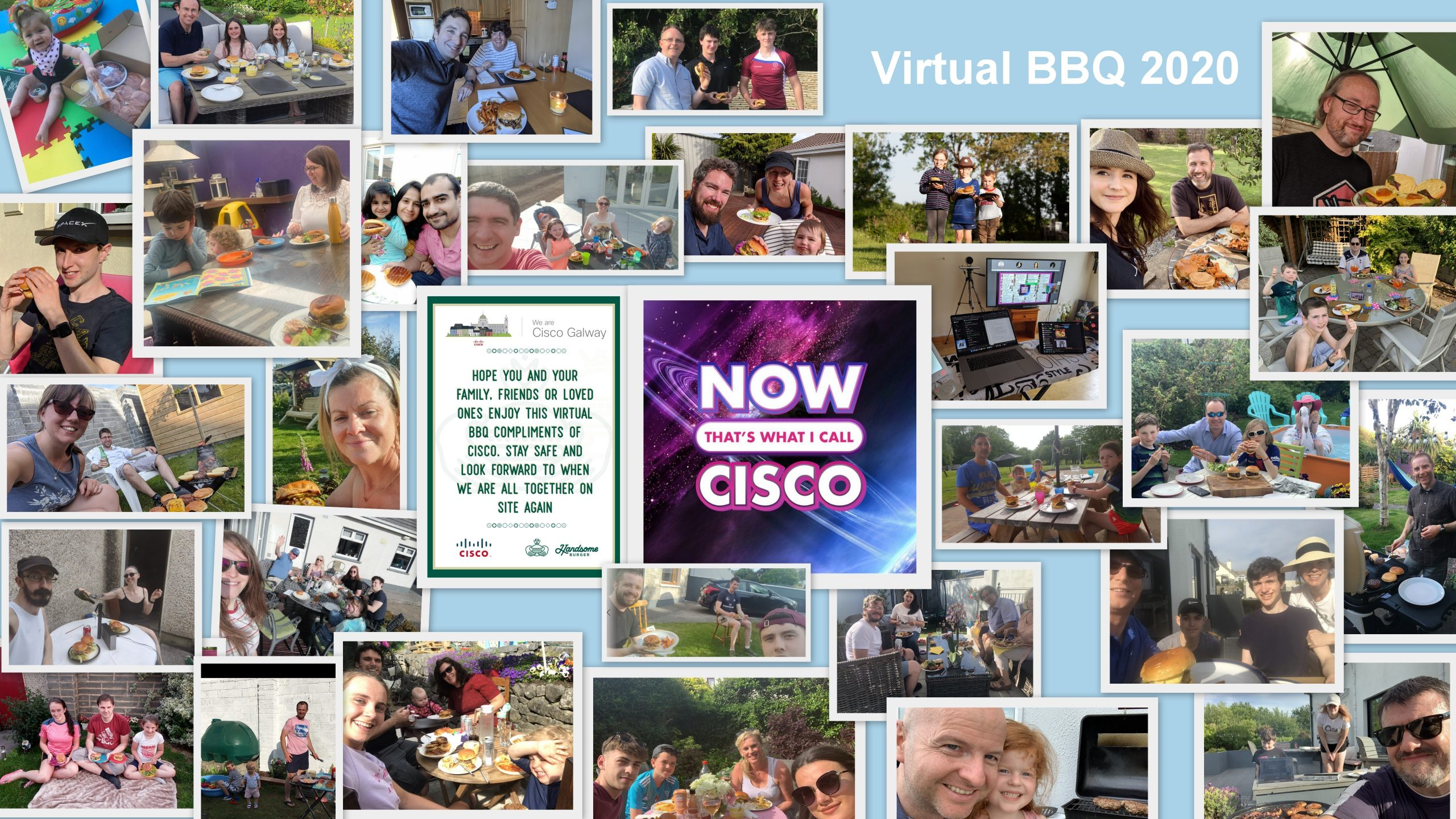 Apart from Cisco Galway together