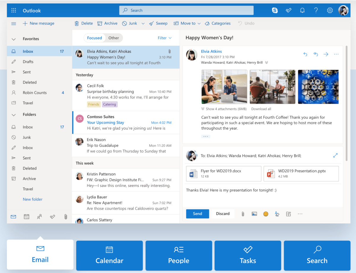 Microsoft to create cross-platform Outlook from Advantage bits