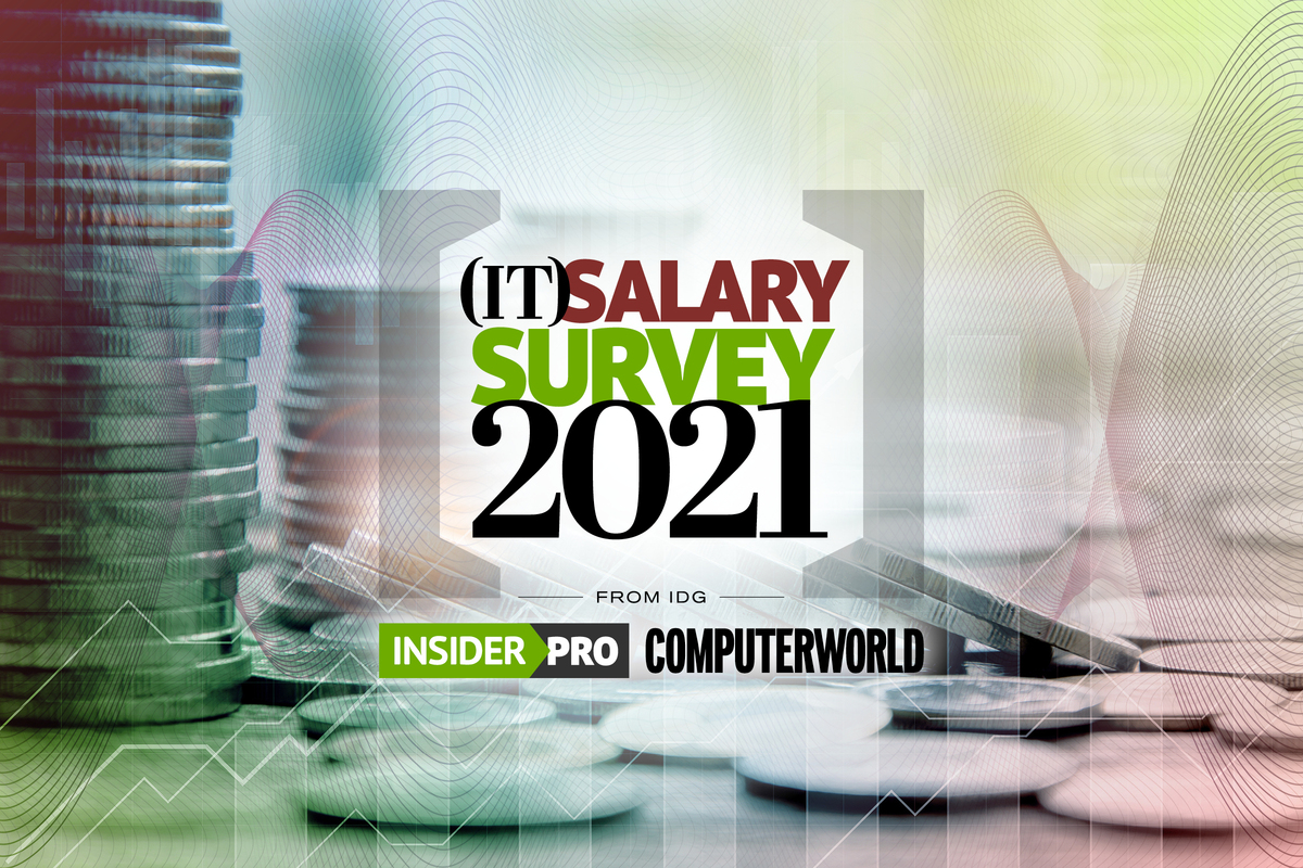 IT Salary Survey 2021: The outcomes are in