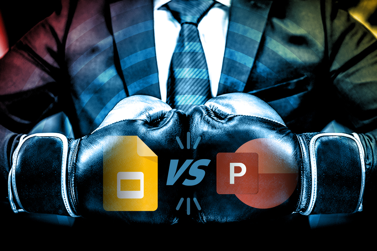 Google Slides versus. Microsoft PowerPoint: Which increases results for business?
