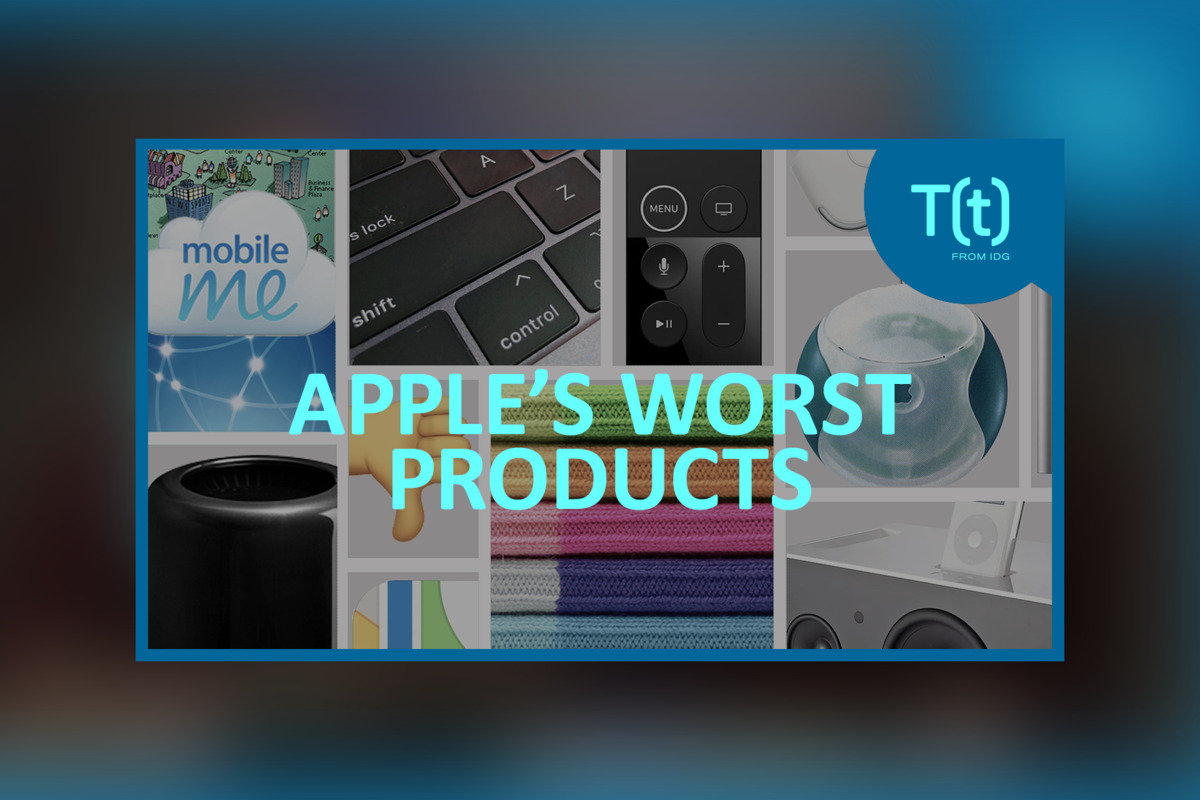 Podcast: Ranking Apple's worst items of most right time