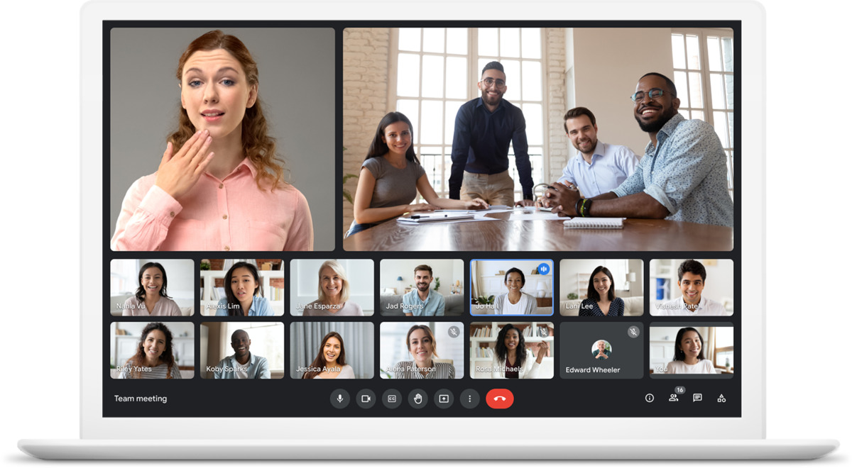 Google Meet gets the UI refresh to greatly help 'deepen the meeting experience'
