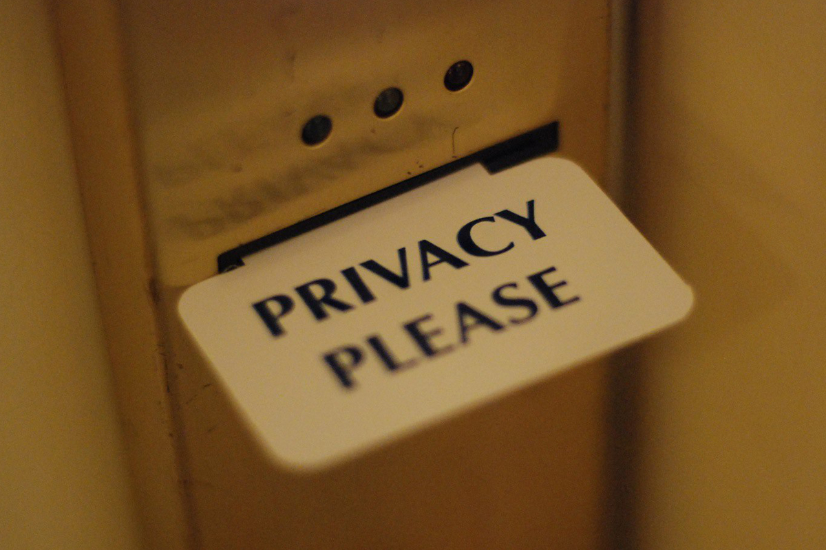Note to IT: Search engines would like its privacy settings still left alone