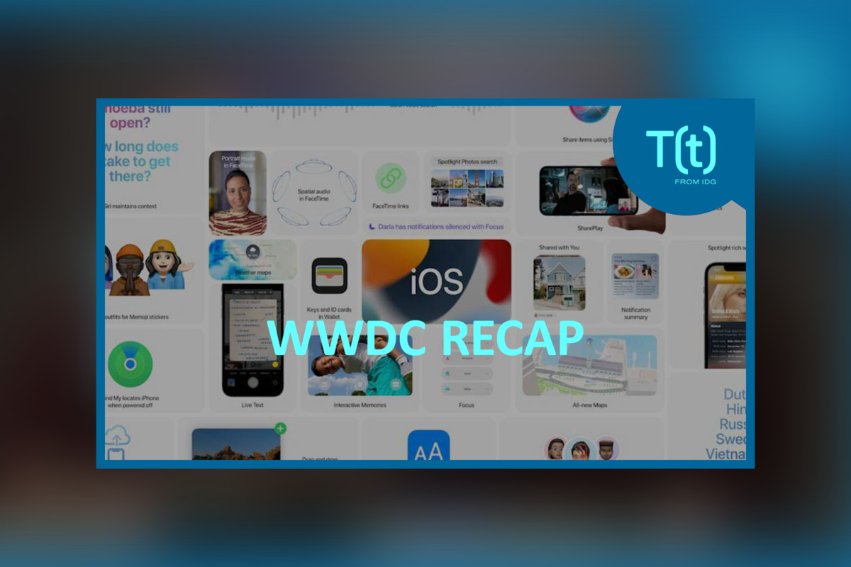Podcast: WWDC 2021 recap: iPadOS overview, enterprise enhancements and unnannounced iOS 15 features