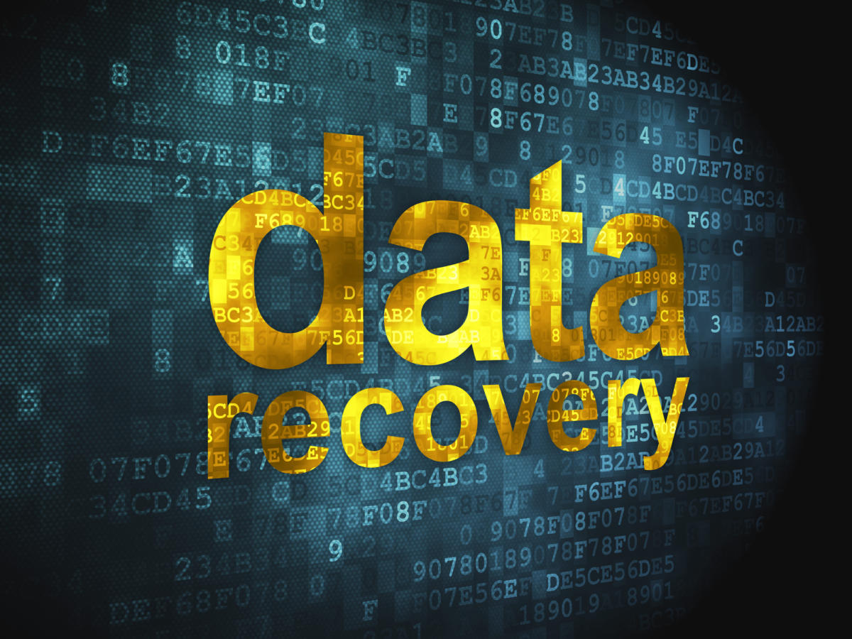 The outs and ins of information recovery in Windows 10