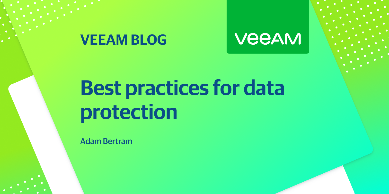Guidelines for data protection