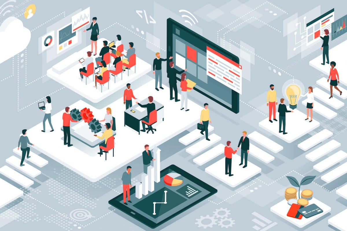 Shelling out for collaboration software