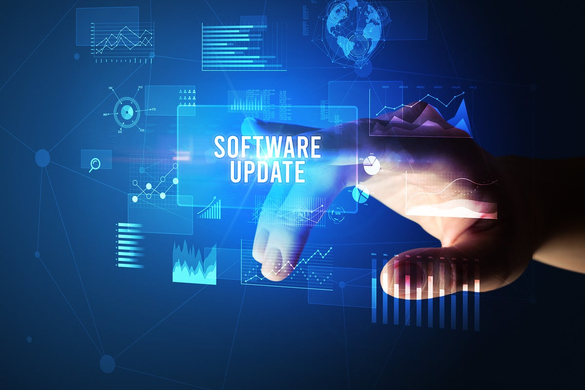 With the September Patch Tuesday up-date legacy apps are in risk
