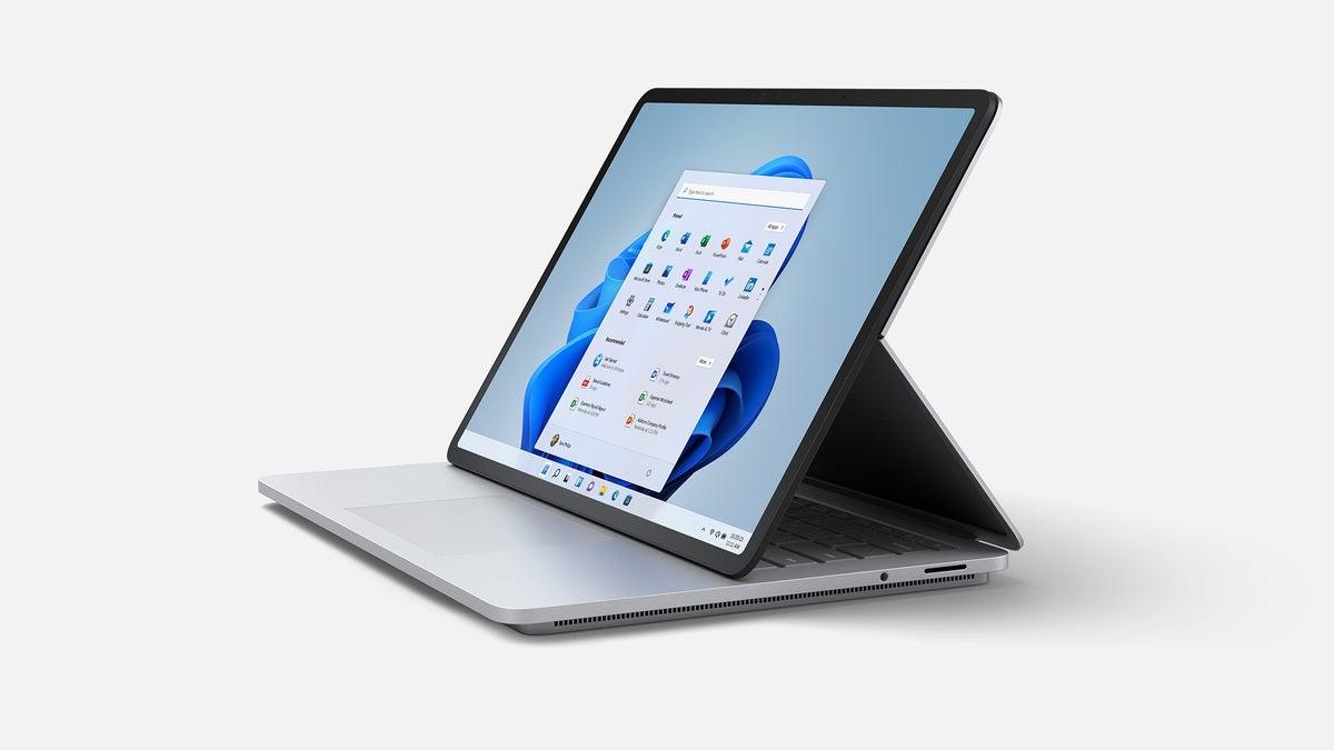 Microsoft's Surface Notebook Studio: An ideal Windows 11 laptop?
